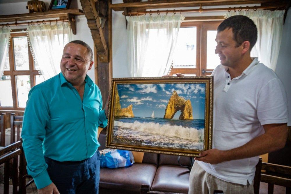Коктебель побратался с болгарским городом Калофер