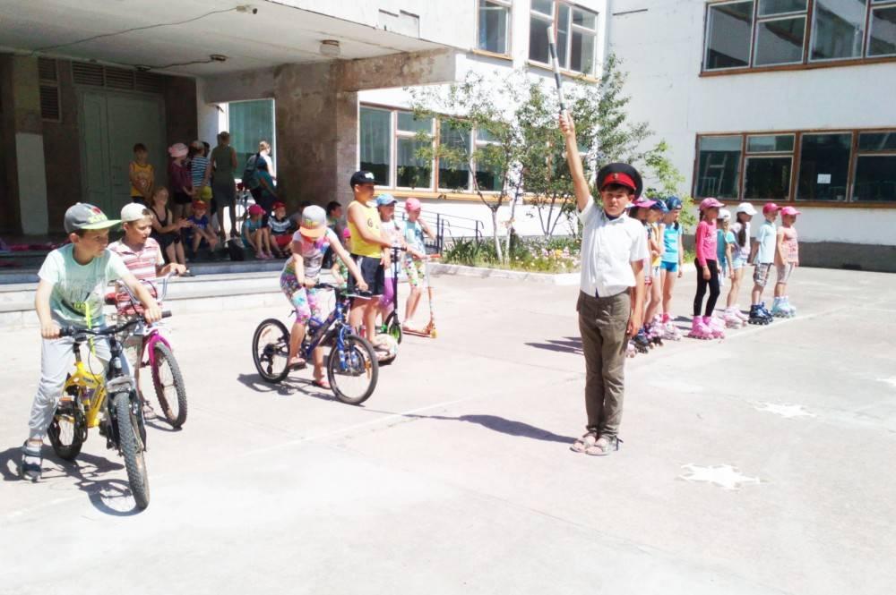 Полицейские Ленинского района провели День дорожной безопасности
