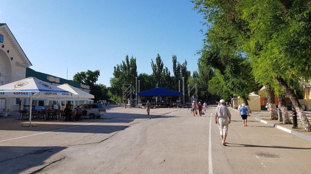 Хватит ли места для всех желающих попасть на фестиваль «Барабулька»?
