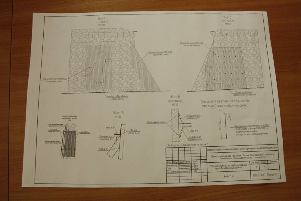 Визитная карточка Феодосии - башня Константина, похоже «лед тронулся»