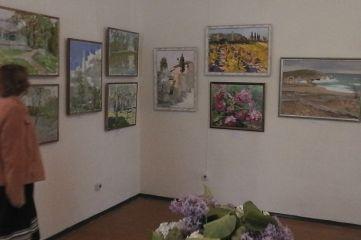 Пленэр для крымских художников прошел в Абрамцево