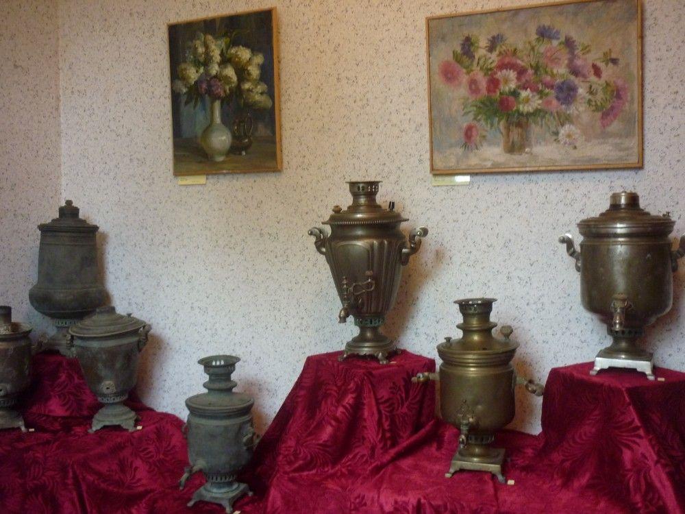 Феодосийцев приглашают на выставку старинных самоваров