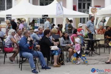В Феодосии прошел первый день фестиваля «Барабулька»
