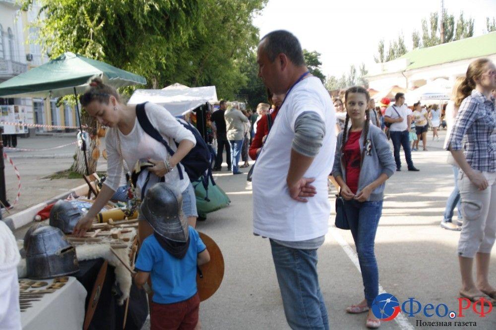 Феодосийцы тусили на «Барабульке»