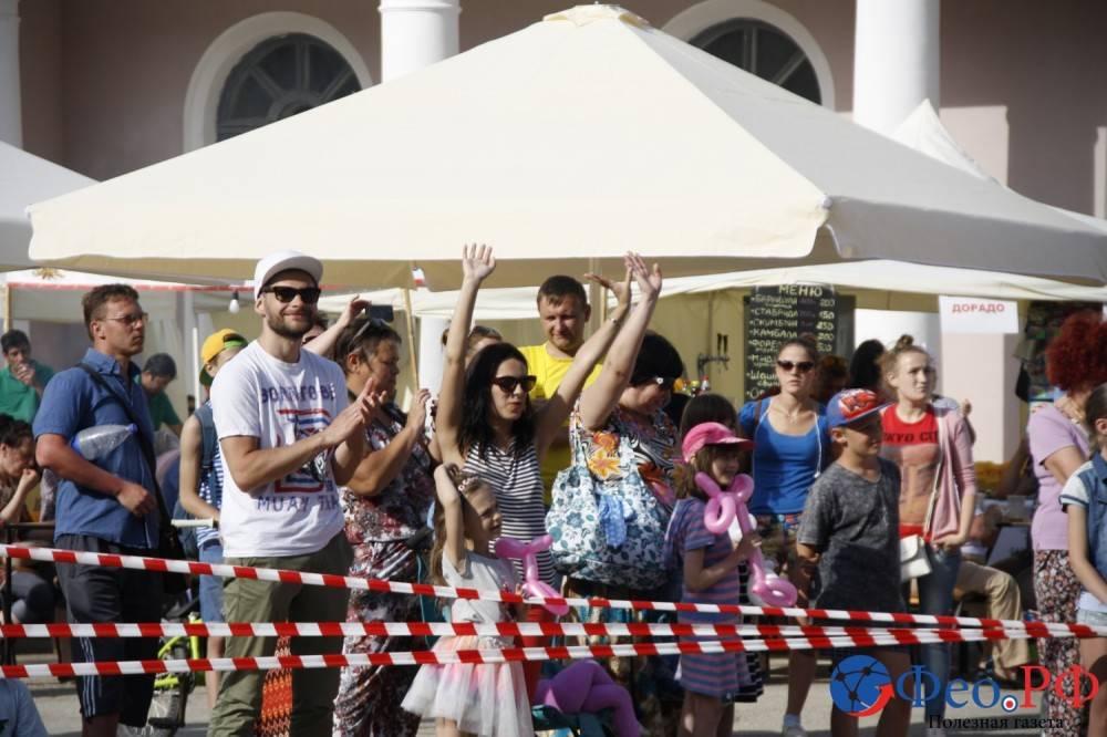 Более 5 тысяч человек посетили феодосийский фестиваль «Барабулька» в этом году