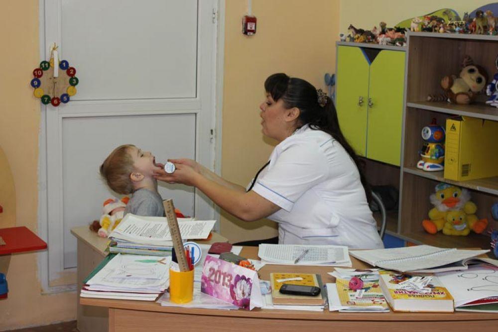 Детсады Феодосии остаются без медсестер