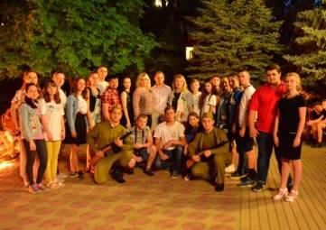 Феодосия поддержала всероссийскую акцию «Свеча памяти»
