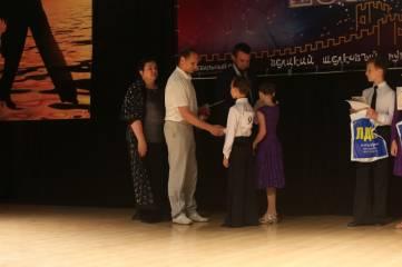 Танцевальный форум «Великий шелковый путь» в Феодосии
