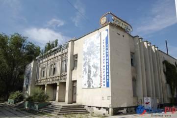 Глава администрации Феодосии ищет виноватых в пропаже имущества бани «Якорь»