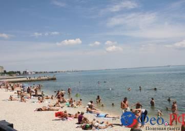 Минкурортов заявило о наплыве туристов в Феодосии