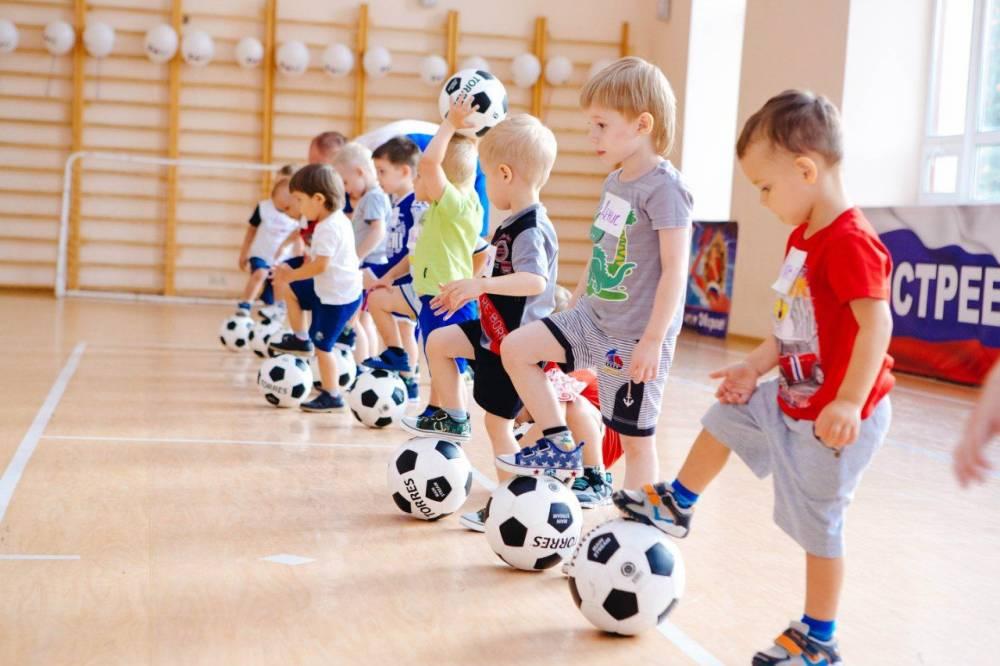 дети, спорт