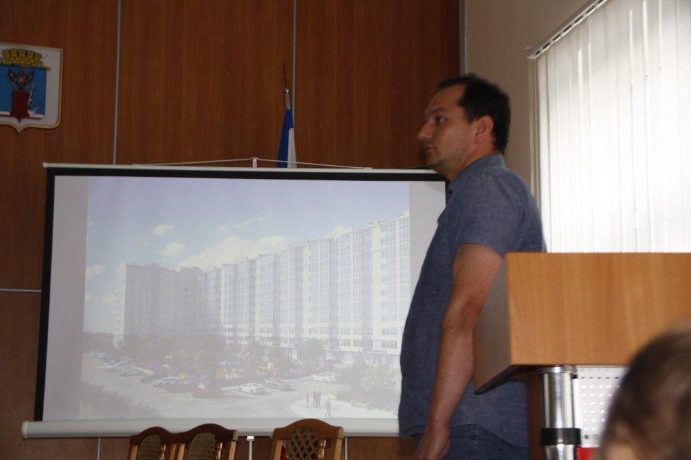 В районе Байбуги построят современный жилой комплекс