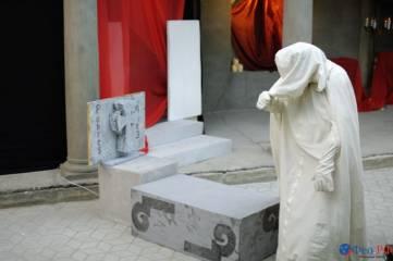 «Каменный гость» в Феодосии