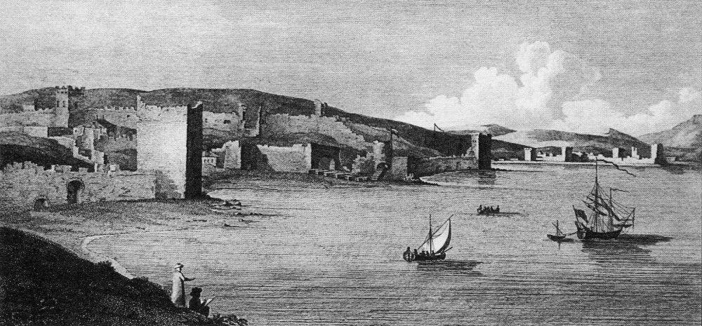 История рыболовства в Феодосийском заливе