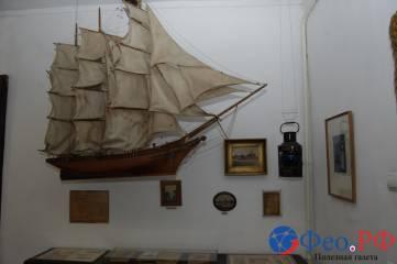 Итальянцы посетили феодосийские музеи и галерею Айвазовского