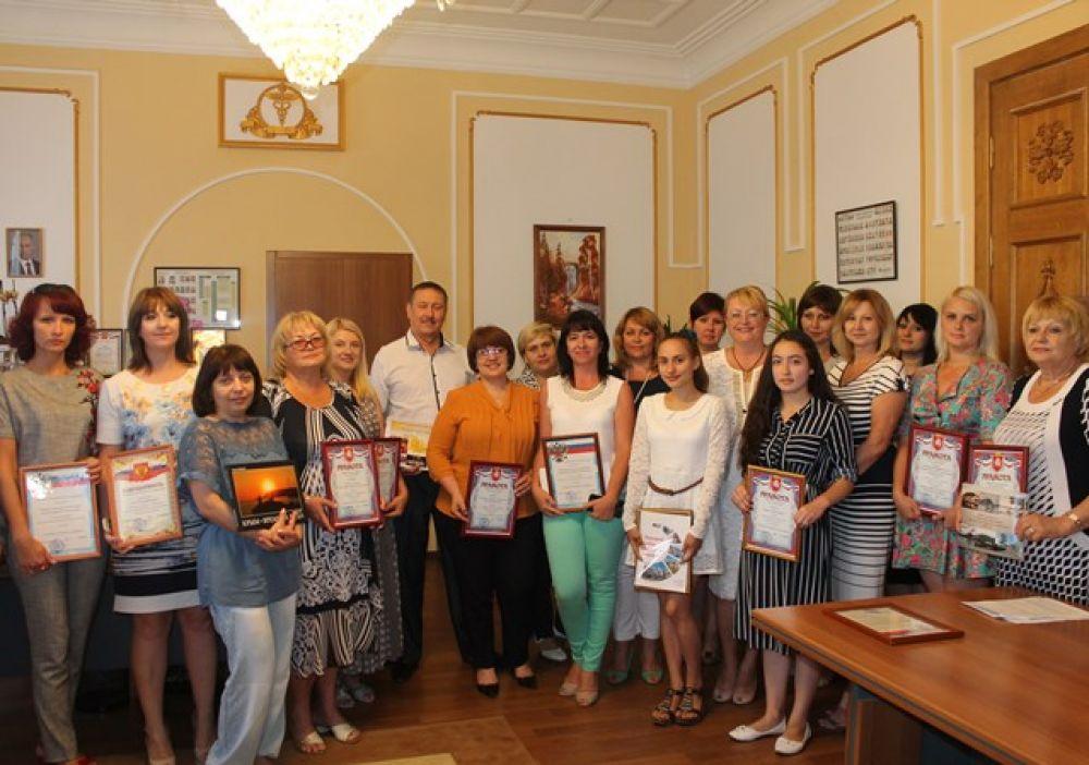 Феодосийское финуправление стало призером конкурса «Бюджет для граждан»