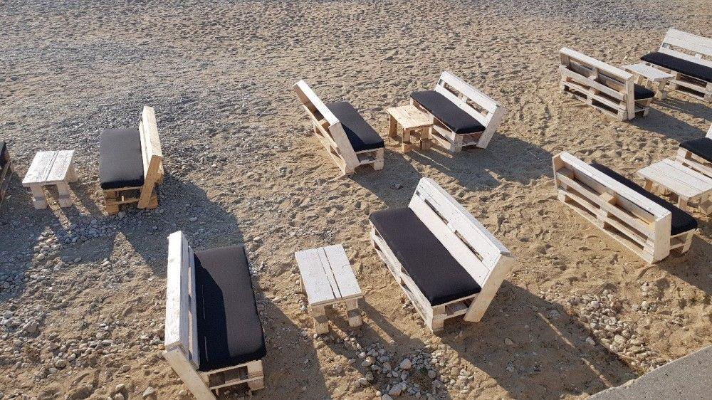 Продолжается благоустройство пляжа «Камешки»