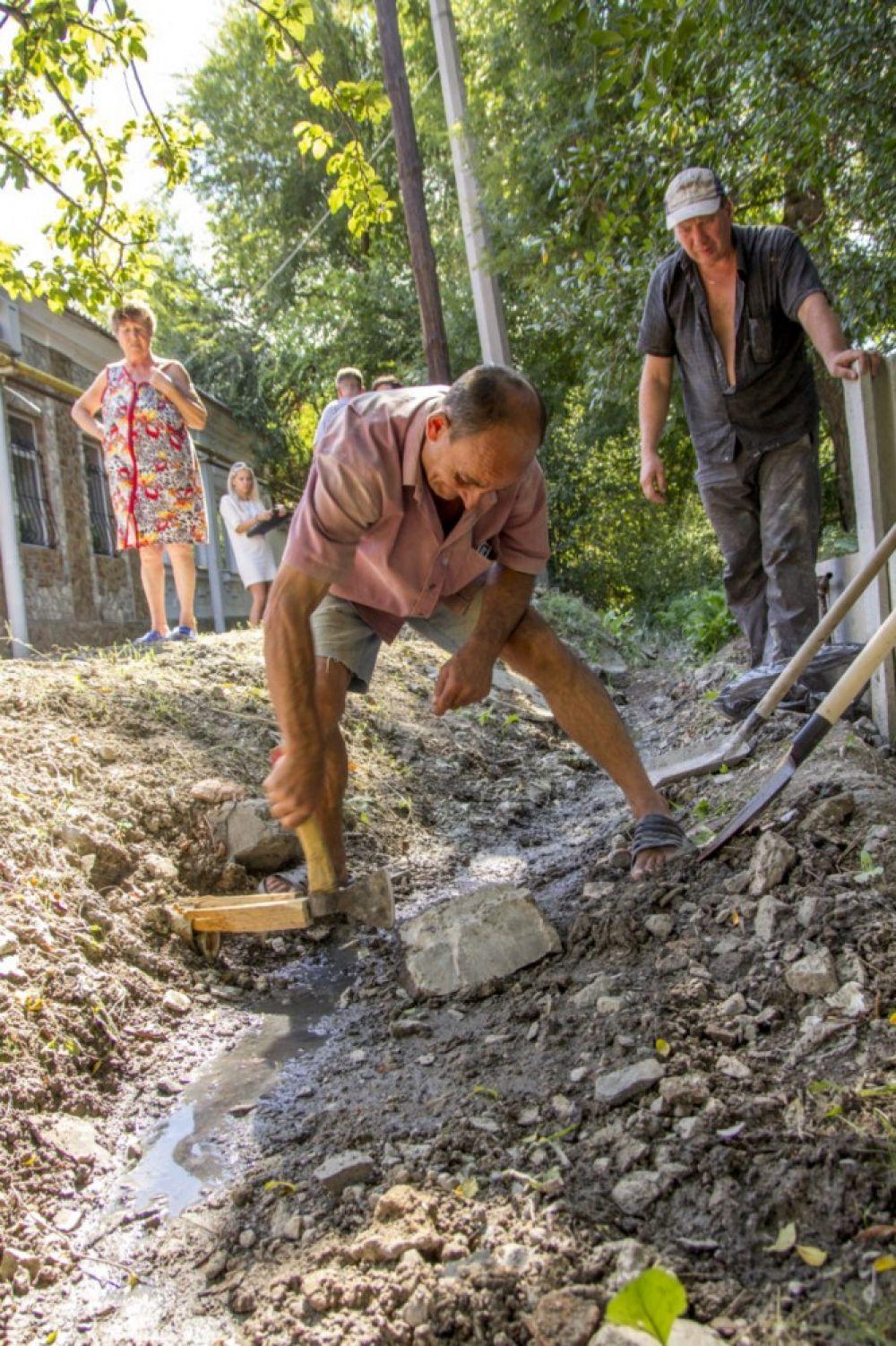 Четыре тысячи феодосийских потребителей без канализации
