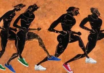 «История возникновения и развития спортивных игр»
