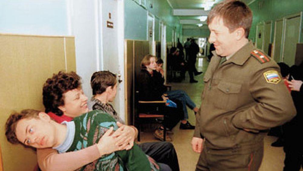 Призыв феодосийцев в армию выполнен