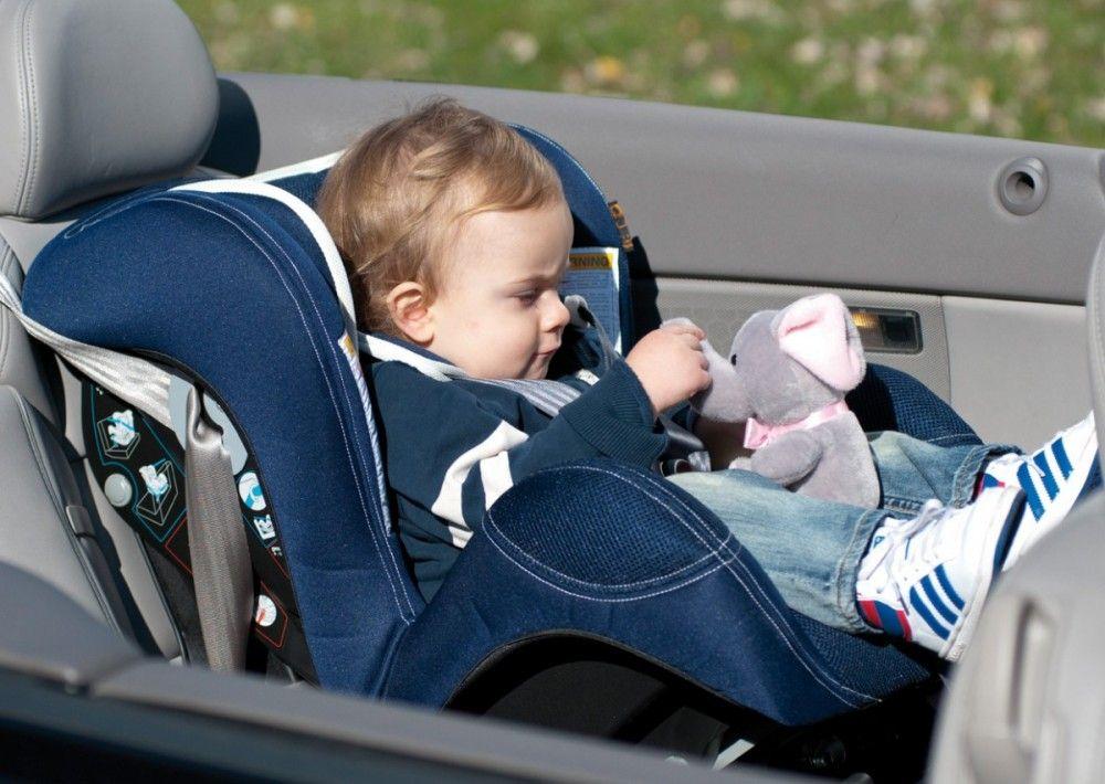 Официально: изменения в законодательстве по перевозке детей