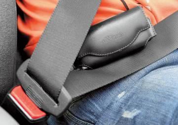 ГИБДД проведет массовые проверки по использованию водителями ремней безопасности