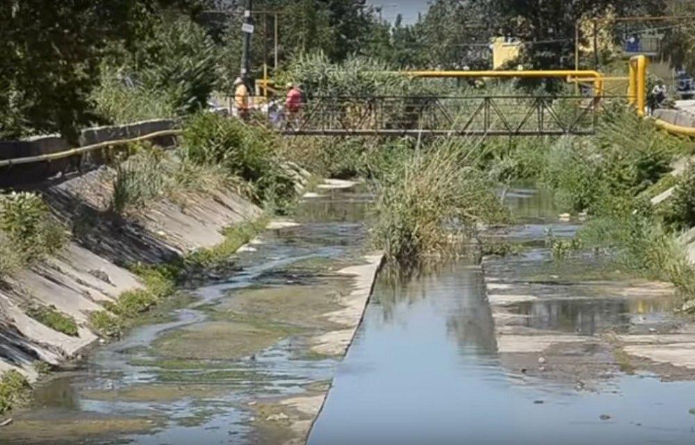 Феодосийская речка Байбуга ждет очередного субботника