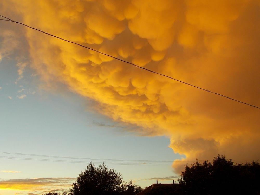 Что предсказывают медовые облака для феодосийцев?