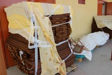 Феодосийские школы готовят к учебному году (ФОТО)