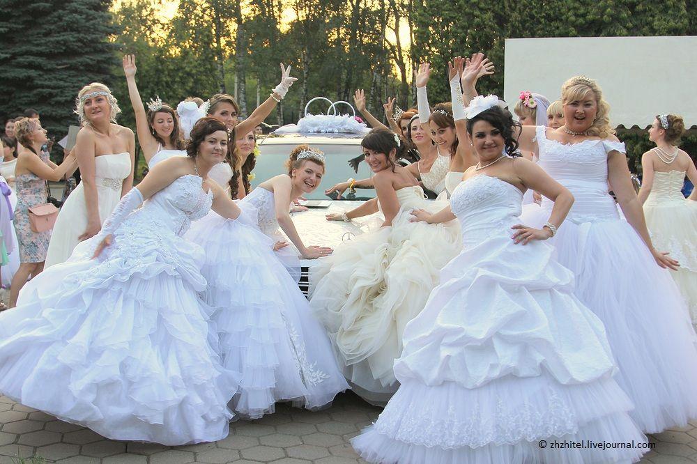 В старину это был день свадеб