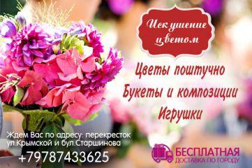 Искушение цветом в Феодосии