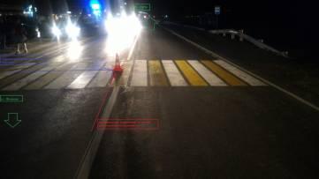 В Феодосии неизвестный на легковушке сбил подростка и скрылся с места ДТП (ФОТО)