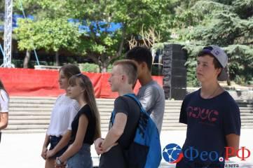 Ребята прошли «По следам Айвазовского»