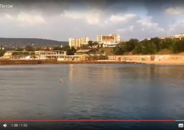 «Феодосийский взгляд» на пляж «Ай-Петри»