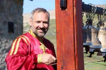 На набережной Феодосии можно будет сыграть на колоколах