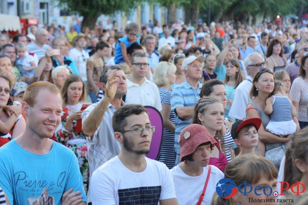 Власти Феодосии считают, что День города удался