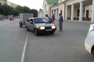 Николай Волков продолжает отстаивать пешеходную зону