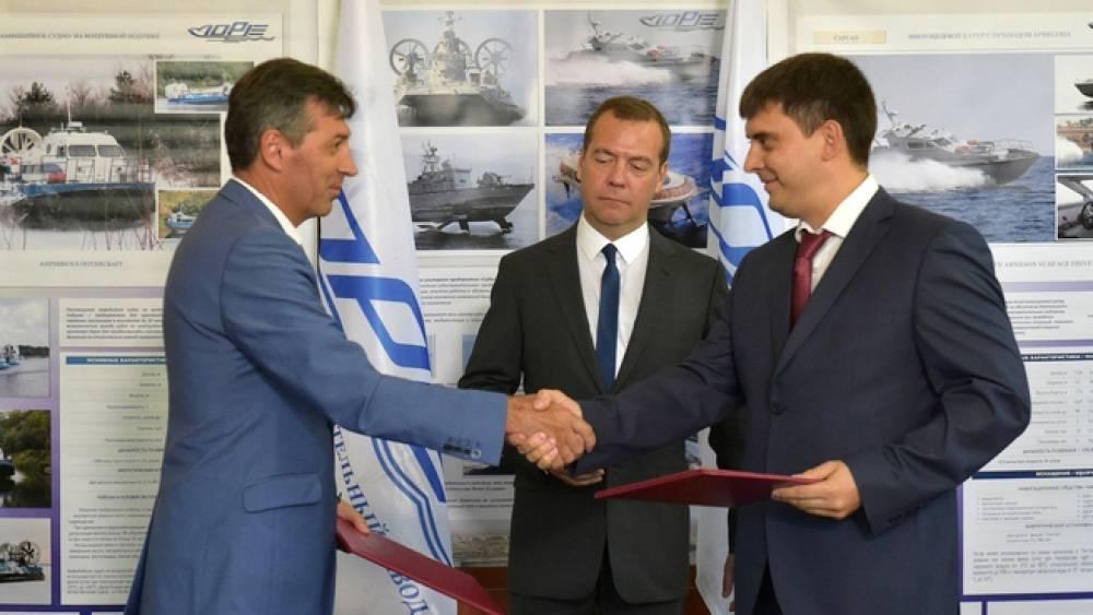 Завод «Море» начнет строить траулеры-сейнеры для Азово-Черноморского бассейна