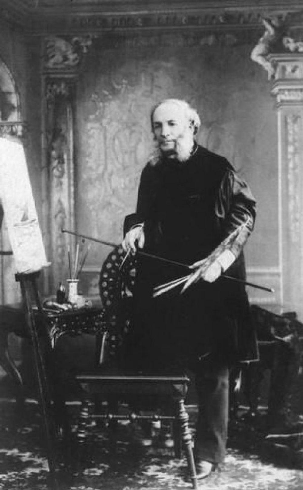 Личные воспоминания современника Ивана Айвазовского