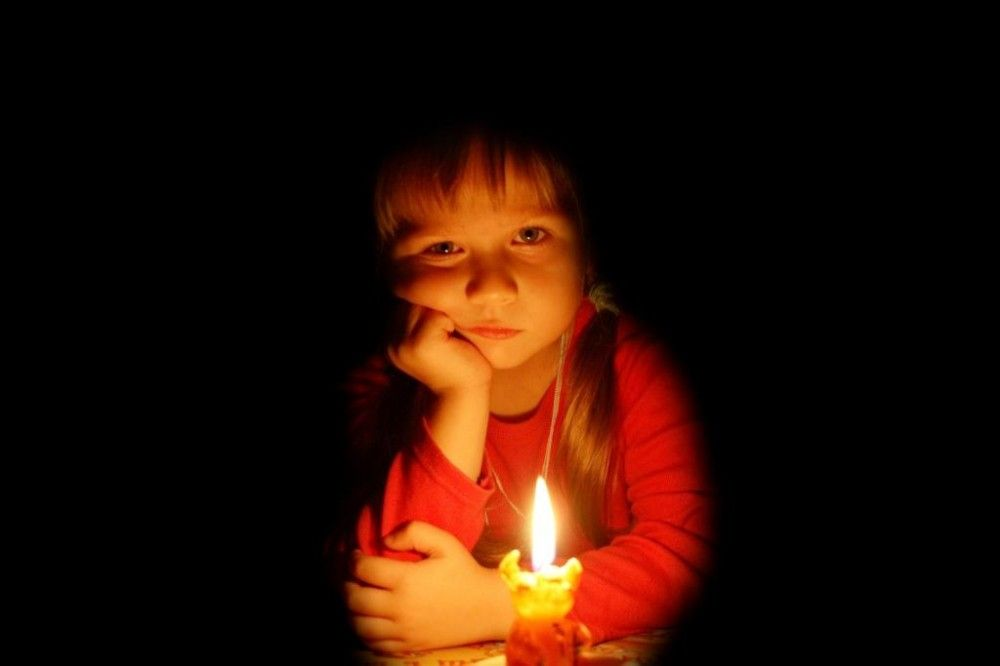 Внимание: вечером возможны отключения электроэнергии
