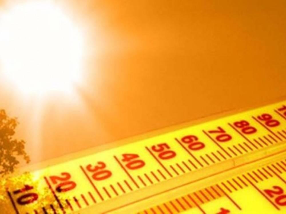 Аномальная жара продержится в  Крыму до середины августа