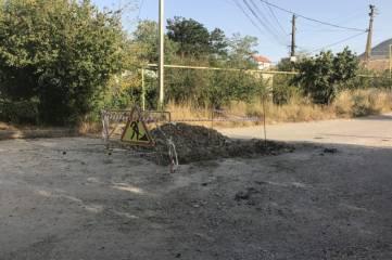 Курортный Коктебель частично остался без воды