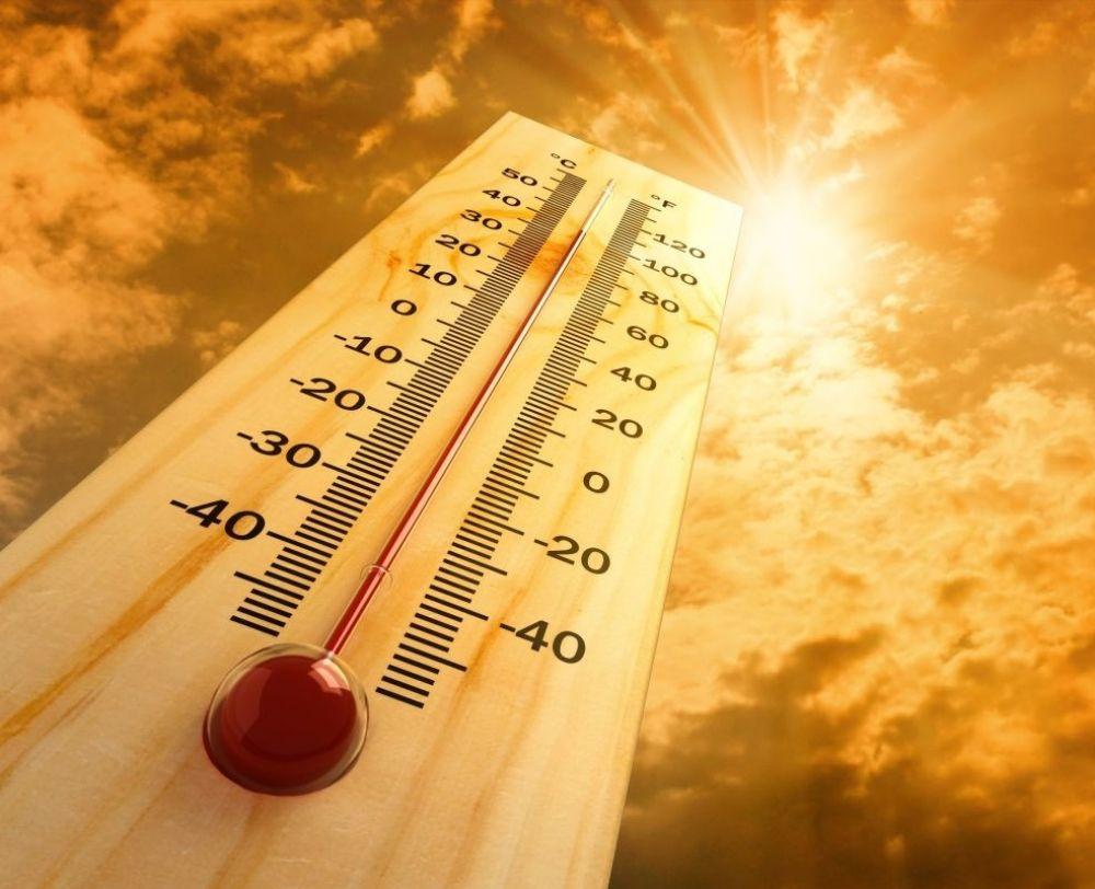Как Феодосия переживает жару
