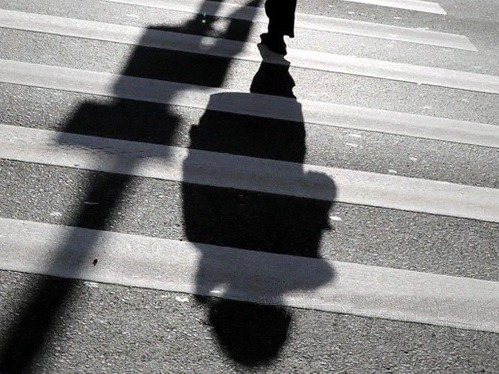 Легковушка сбила ребенка на пешеходном переходе в Феодосии