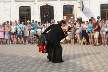 В Феодосии гремел оркестр (фоторепортаж)