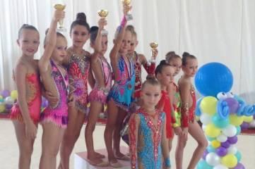 Пять юных граций из Приморского покорили «Морскую феерию»