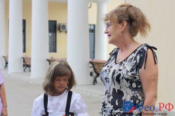 В Феодосии вспомнили о депортации крымских немцев (фоторепортаж)