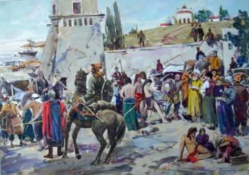 Феодосия и феодосийцы