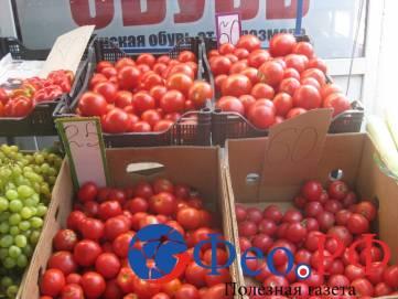 Рынок на Крымской: все по 50!