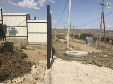 В Коктебеле остановили незаконную стройку (ФОТО)